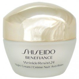 Shiseido Benefiance Wrinkle Resist 24 femme/woman, Night Cream, 1er Pack (1 x 50 ml)