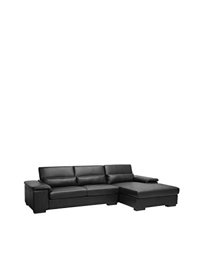 Baxton Studio Dolan Sectional Sofa