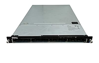 Dell CS24-SC 1U Cluster Cloud Server 2x 3.00GHz Intel Xeon Quad Core 5450 16GB RAM No HDD No HD Trays