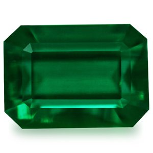 6.09 Carat Loose Emerald Emerald Cut (GIA Certificate)