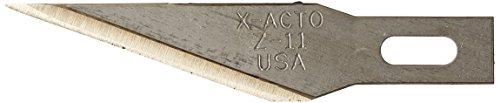 ELMERS x-Acto #11 Precision Z- Series Blades (XZ611) (Xacto Knife Z Blades compare prices)