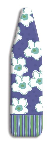 Whitmor 6467-834 Supreme Scorch Resistant Ironing Board Cover and Pad, Happiness (Ironing Board System compare prices)