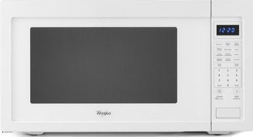 Whirlpool Wmc50522Aw 2.2 Cu. Ft. White Countertop Microwave
