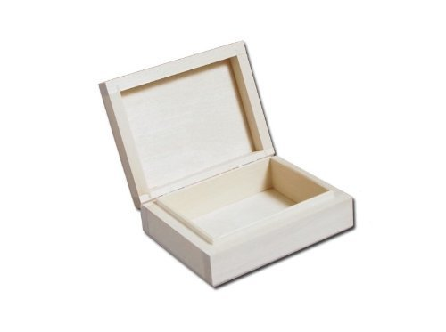 Pd5 spielkartenbox aus unbehandeltem holz holzbox f r 1 for Fliegen aus blumentopf
