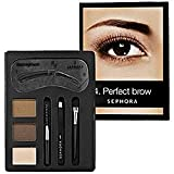 SEPHORA COLLECTION Beauty In A Box Perfect Brow Tutorial ($50 Value) Perfect Brow Tutorial