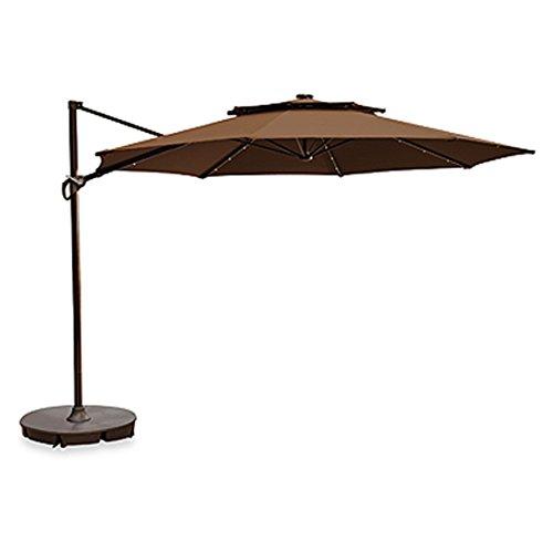 11 Ft Cantilever Patio Umbrella High Resolution 11 Ft