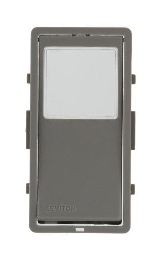 Leviton Vptkt-G, Color Change Kit For Vizia + 24 Hour Timer, Gray