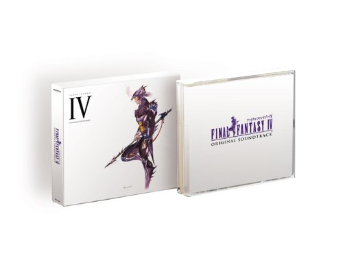 FINAL FANTASY IV Original Sound Track Remaster Version
