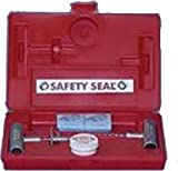 Search : Safety Seal 30 String Pro Tire Repair Kit with T handle Metal Tools