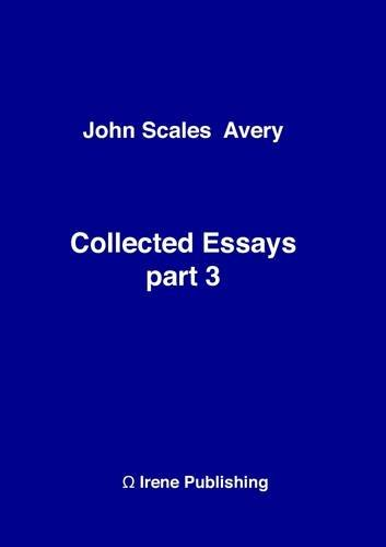 Collected Essays 3