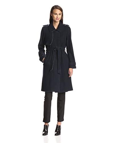 Vince Camuto Women's Long Wrap Coat