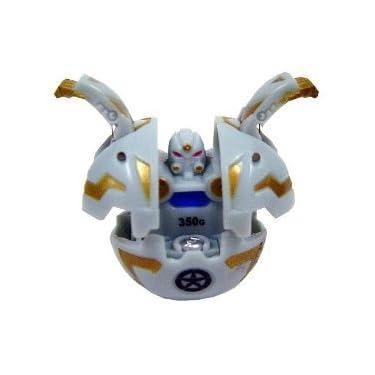 Bakugan Battle Brawlers Booster Grey Haos Luminoz Robotallian