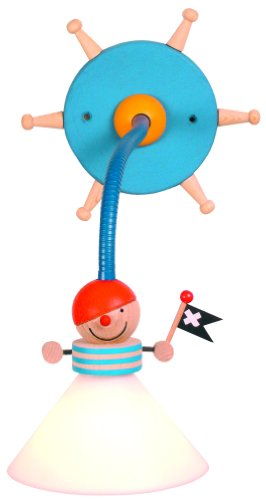 Kinder Wandlampe Pirat 347