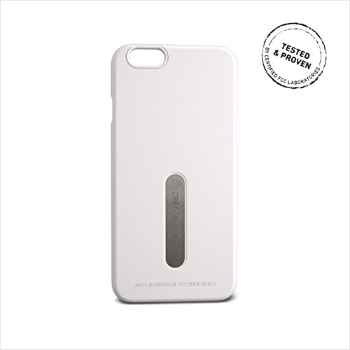 Vest Anti-Radiation Case Cover Radiation Protector for iPhone 6-6s Plus - White (Iphone 6 Plus Case Anti Radiation compare prices)