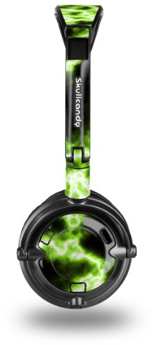 Skullcandy Lowrider Headphone Skin - Electrify Green - (Headphones Not Included)