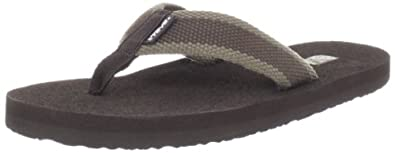 Teva Men's Mush II Flip Flop,Beach Brown,7 M US