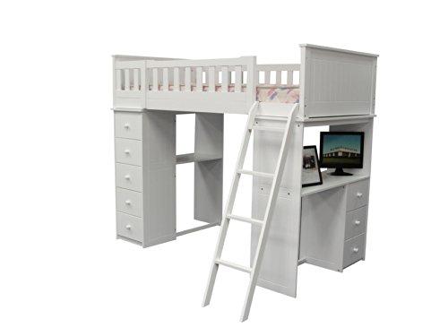 Loft Beds For Girls 3507 front