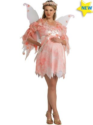 Mommy-to-be Fairy Costume ONE Size