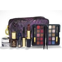 NEW! 2012 Estee Lauder 7- Piece Skin Care Beauty Makeup Travel Gift set: Re-Nutriv Ultimate Lift Age-Correcting...