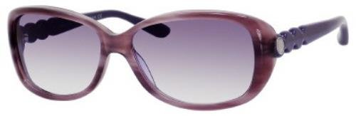 Marc By Marc Jacobs Marc by MJacobs MMJ321/S Sunglasses-0NDA Purple (9C Gray Gradient Lens)-56mm