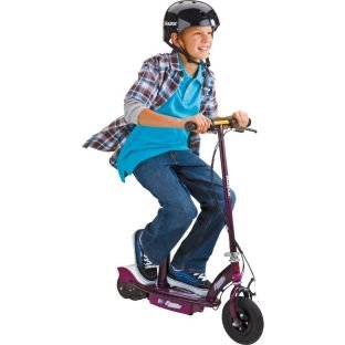 E100 Electric Scooter  Seat - Purple (12IHJ17)