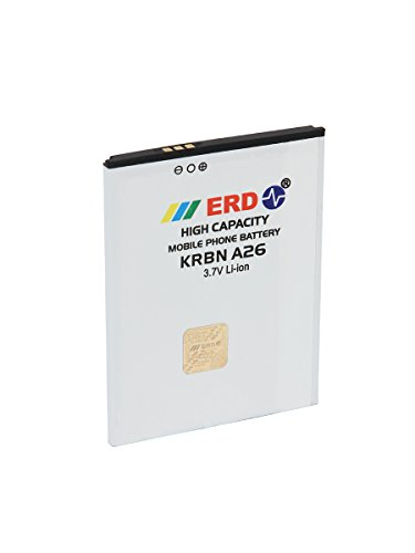 ERD 1800mAh Battery (For Karbonn A26)
