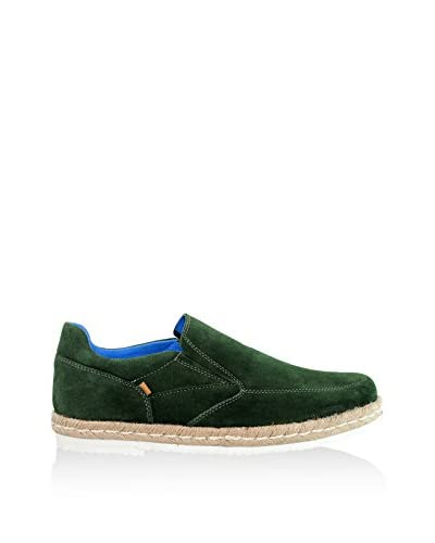 Repitte Slip-On grün