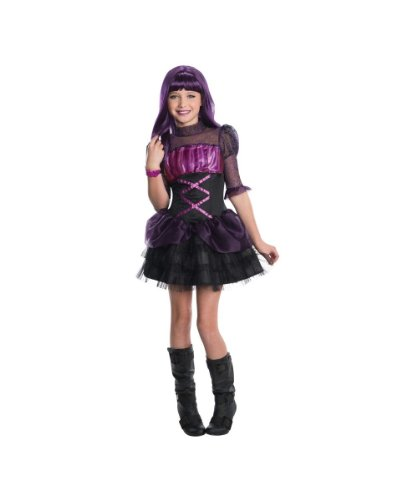 Monster High Elissabat Girl Costume