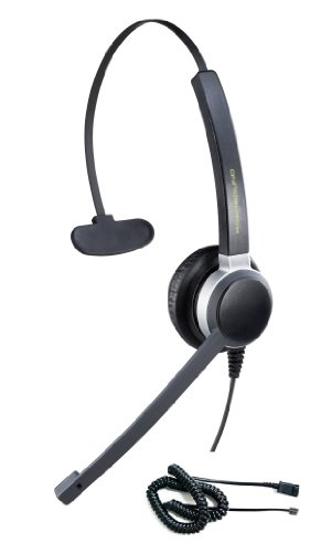 Addasound Noise Cancelling Headset Crystal 2801 With Dn1001 Cable (Qd To Rj9)