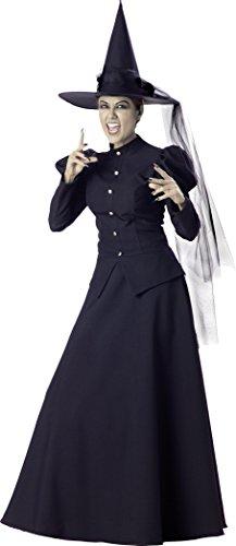 InCharacter Women's Witch Costume, Medium