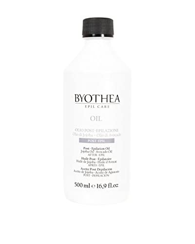 BYOTHEA Aceite Corporal Post-Waxing 500 ml