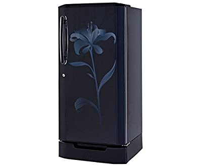 LG GL-D245BMLN Direct-cool Single-door Refrigerator (235 Ltrs, 5 Star Rating, Marine Lily)