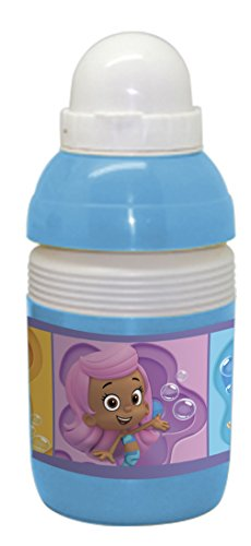 Sharkskinzz Pop Up Bottle - Bubble Guppies