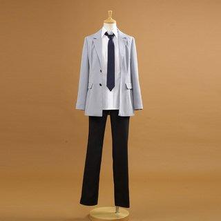 コスプレ衣装 這いよれ! ニャル子さん 八坂真尋(やさか まひろ) 男子制服 --女性LLサイズ