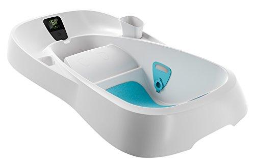 4Moms Infant Tub, White (Baby Bath Tub Temperature compare prices)