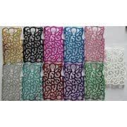 11 Pcs Set Electroplating Hollow Flower Patterned Protective Back Case for Samsung Galaxy S4 i9500
