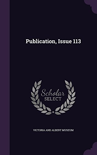 Publication, Issue 113