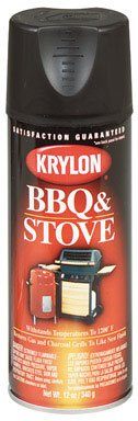 Bbq & Stove Black Paint (425-K01618) Category: Paints