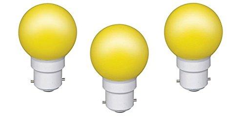 0.5-W-LED-Light-Bulbs-Yellow-(Set-of-3)