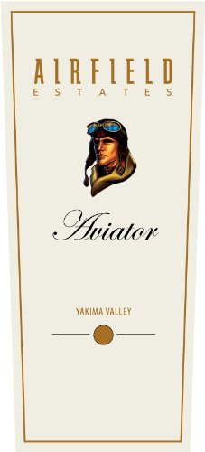 "2011 Airfield Estates ""Aviator"" Yakima Valley Bordeaux Style Red Blend 750Ml"