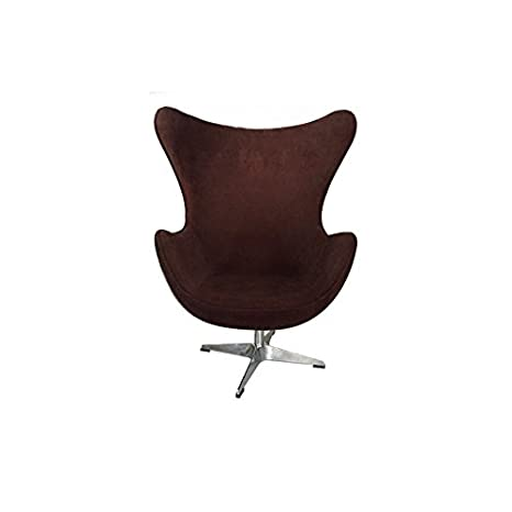 Sessel Ei Egg Chair Cocoon Braun