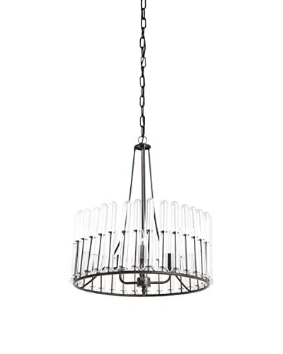 Applied Art Concepts Exaltata Ceiling Lamp, Black