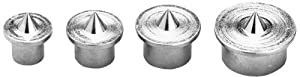 General Tools & Instruments 1/4-Inch to 1/2-Inch Dowel Center Transfer Plugs
