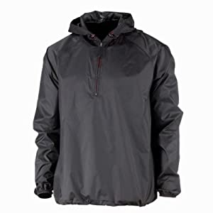 QUECHUA Rain Cut Jacket - Color Black - Size M - L Description: Designed for additional and highly effective protection from the rain and wind when RIDING, WALKING or HIKING. Its Lightweight, compact and waterproof: the extra jacket to take with you ...