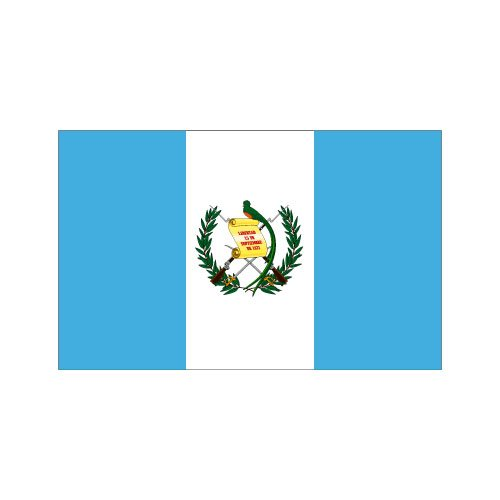 Guatemala Flag 3ft x 5ft Superknit Polyester - Buy Guatemala Flag 3ft x 5ft Superknit Polyester - Purchase Guatemala Flag 3ft x 5ft Superknit Polyester (US Flag Store, Home & Garden,Categories,Patio Lawn & Garden,Outdoor Decor,Banners & Flags)