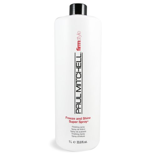 Paul Mitchell Freeze and Shine Spray, 33.8 Ounce (Mitchell Freeze Shine compare prices)