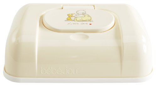 Bébé-Jou Easy Wipe Box Humphrey's (Cream)
