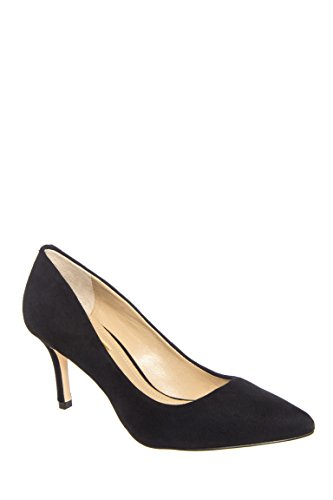 Pinni Mid Heel Pointed Toe Pump