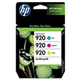 HP 920 Ink Cartridge in Retail Packaging, Combo Pack (CN066FN#140)