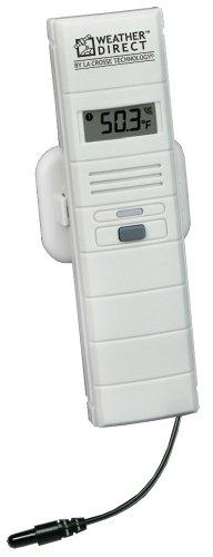 La Crosse TechnologyWeather Direct TX60U-IT Online Temperature and Humidity Wireless Alert System